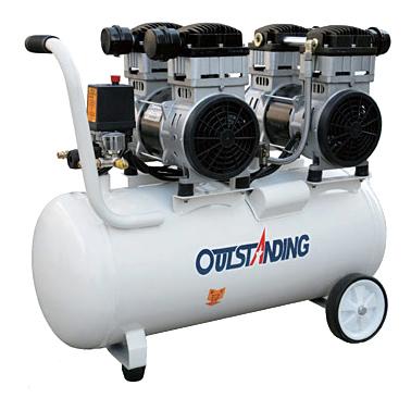 Безмаслен компресор Outstanding (Oilfree Air compressor) OTS-1100X2-60L