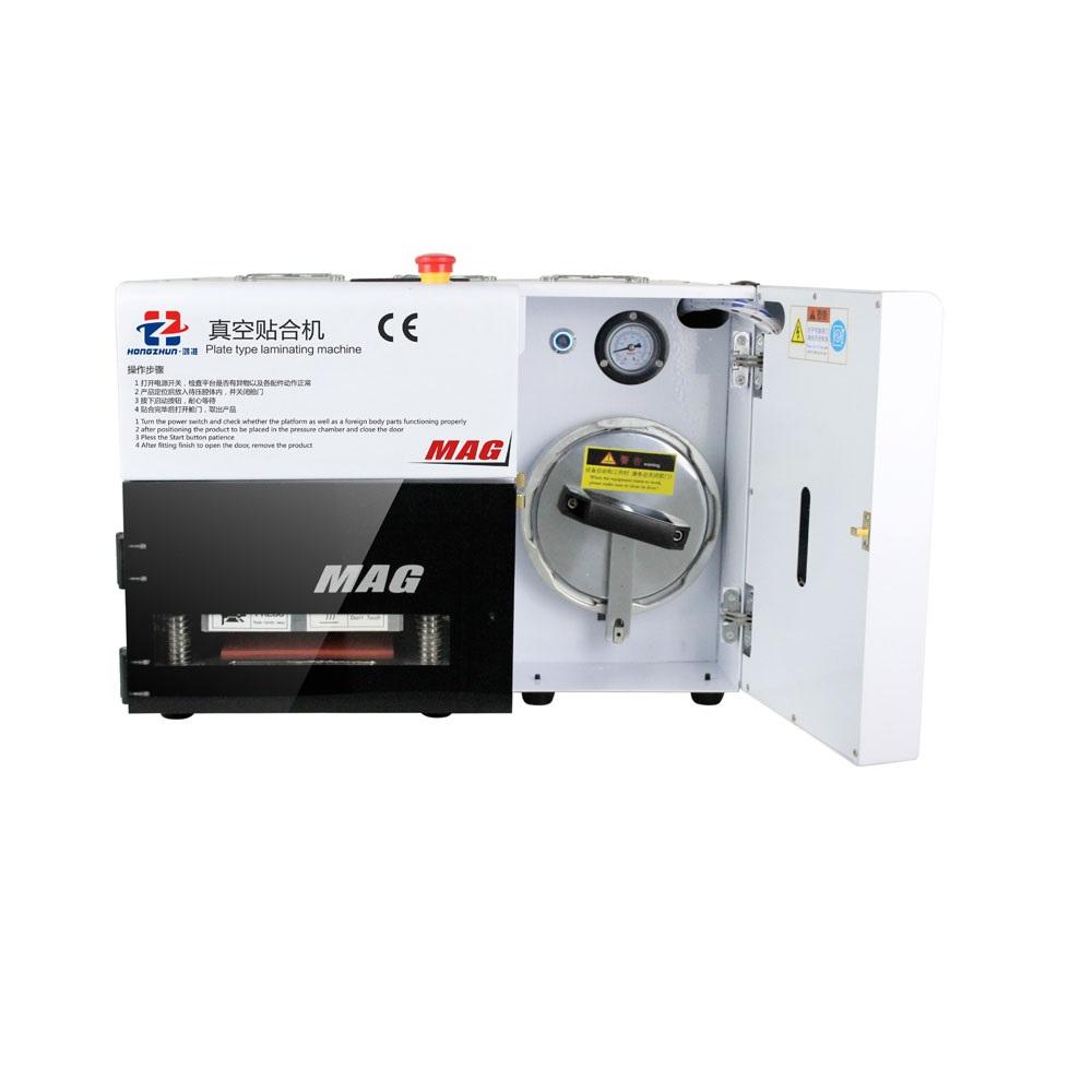 Ламинатор и Вакуумен уред с вграден компресор HZ-MAG TH003 Compact