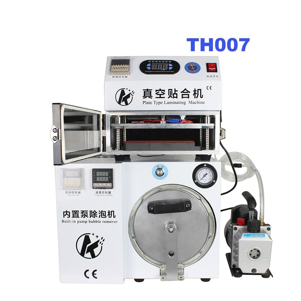 Ламинатор и Вакуумен уред с вграден компресор KOmax TH009