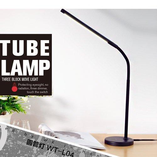LED Настолна лампа WK WT-L04 /Черна/