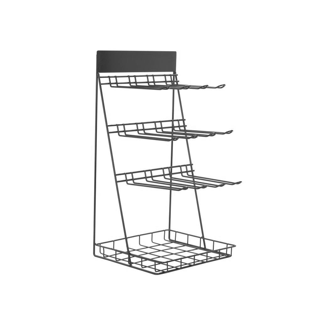 Стелаж за Мобилни аксесоари Размер (cm): 56 x 30 x 25