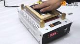 Дигитален Котлон CP201A с вакуум за нагряване на LCD 7'