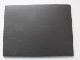 Черна подложка неопрен гланц / 26см*20см