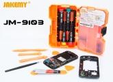 Комплект инструменти Jakemy JM-9103 18в1