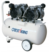 Безмаслен компресор Outstanding (Oilfree Air compressor) OTS-800X2-50L