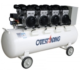 Безмаслен компресор Outstanding (Oilfree Air compressor) OTS-1500X4-160L