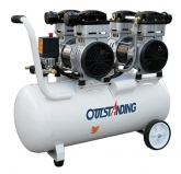 Безмаслен компресор Outstanding (Oilfree Air compressor) OTS-1100X2-60L