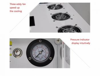 Ламинатор и Вакуумен уред с вграден компресор HZ-MAG BIG