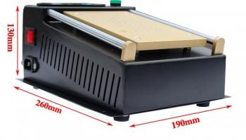 Дигитален Котлон FL001 (HZ-FL198) с вакуум за нагряване на LCD 7'