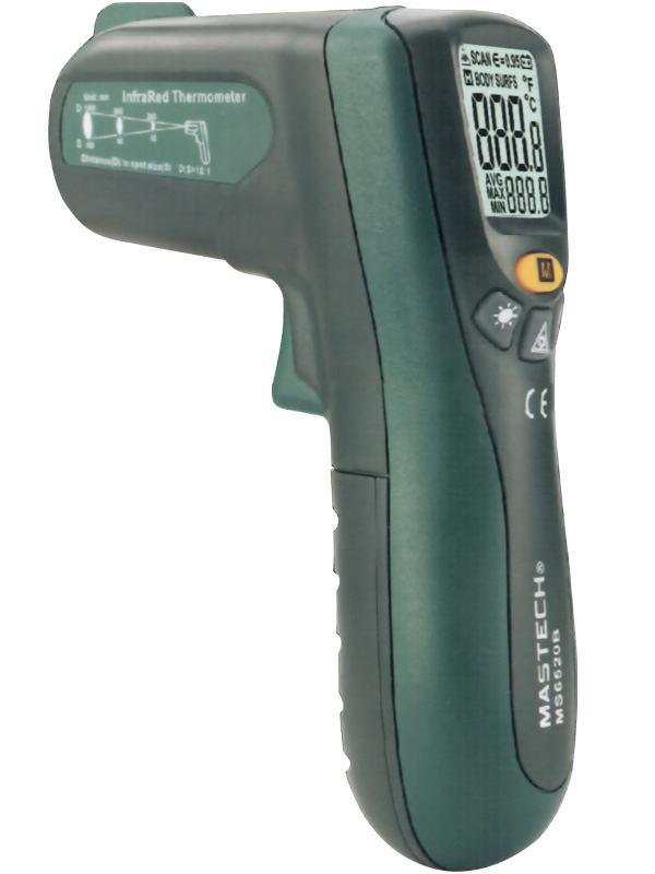 Инфраред термометър MS6520B