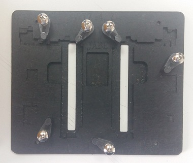 Стойка (Fixing Tools) JABE за ремонт на платки iPhone 7G 4.7