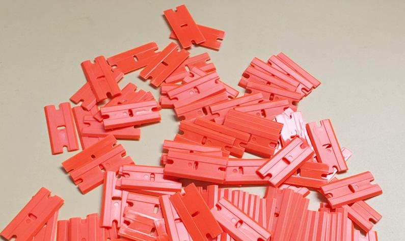 Резервно пластмасовo острие за Нож за почистване