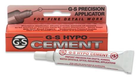 Лепило CEMENT G-S HYPO  9 ml