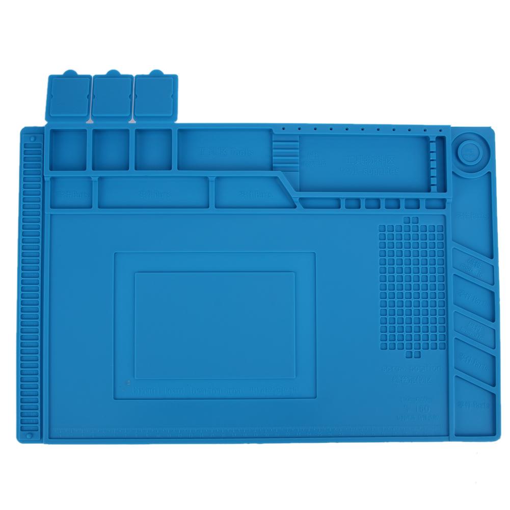 Силиконова антистатична топлоустойчива подложка S-160 / 45cm 30cм