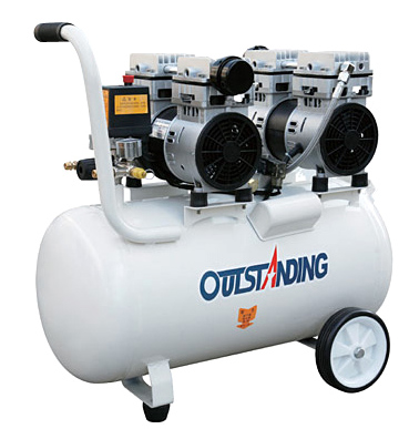 Безмаслен компресор Outstanding (Oilfree Air compressor) OTS-750X2-50L