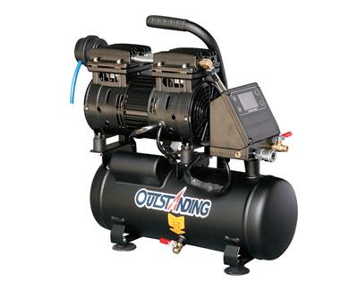 Безмаслен компресор Outstanding Intelligent mute (Oilfree Air compressor) OTS-550-8L