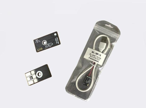 Тестер FOXCONN за активиране и зареждане на батерия за iPhone 8G / 8 Plus / X /
