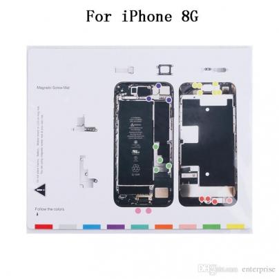 Магнитна работна подложка / iPhone 8G 4.7