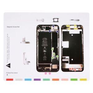 Магнитна работна подложка / iPhone X 5.8