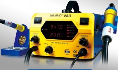 Дигитална станция топъл въздух YX V83