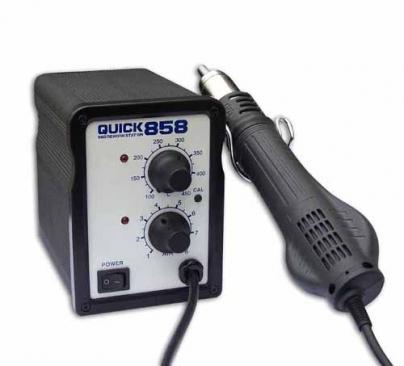 Станция топъл въздух QUICK 858 ESD
