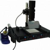 Дигитална инфрачервена станция / топъл въздух / поялник Ya Xun 862D++