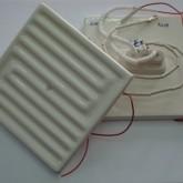 Резервна нагревателна керамична плоча за инфраред станция Ya Xun 862D++