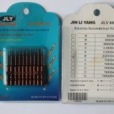 Накрайник Ел. отверка JLY-800 / 0.8 # ( 1 br )