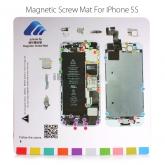 Магнитна работна подложка / iPhone 5S