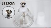 Стъклена банка JESSON за разтвор 180ml
