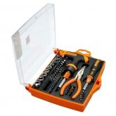 Комплект инструменти Jakemy JM-6115 60в1