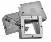 BGA Reball Kit 80x80 + 180 stencil /Стойка за Рибулване комплект + 180 шаблона/