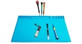 Силиконова антистатична, топлоустойчива, магнитна  подложка OSS TEAM / 21cм 38cм