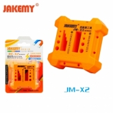 Магнетизатор / Демагнетизатор за отвертки Jakemy JM-X2