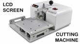 Уред за рязане и разделяне на рамки и стъкла на LCD M-TRIANGEL