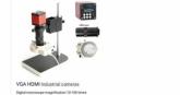 Видео Микроскоп VGA и HDMI OUT 1920X1080' (Мод.2)