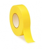 Изолационна PVC / Жълта / лепенка 10mm