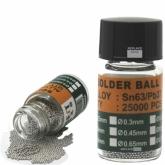 Калай топчета BEST 0.25 mm ( 25 000 бр )