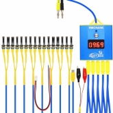 Mechanic Cable Тестер за батерии на Android и iPhone 6G/6S/7G/8G/X/11/11 Pro /11 Pro Max