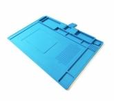Силиконова антистатична, топлоустойчива, магнитна подложка MECHANIC V63 / 450*300mm