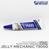 Мулти Лепило Mechanic T9000 / БЯЛО / 15 ml / лепене тъч към рамка /