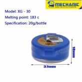 Паста за запояване MECHANIC V3S35 217 °C 20g.