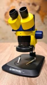 Микроскоп Mechanic MC24S + стойка B6
